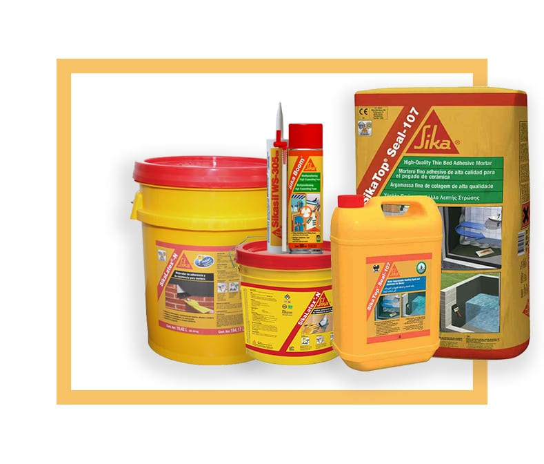 Productos SIKA